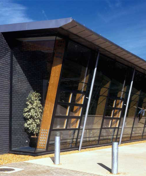 March Library, Cambridgeshire